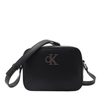 Calvin-Klein-Borsa-a-Tracolla-Logo-Nero-K60K608699-BDS