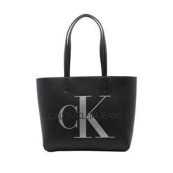 Calvin-Klein-shopper-grande-nera-K60K608378-BDS