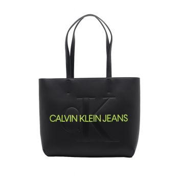 Calvin-Klein-shopping-grande-nera-K60K608374-BDS
