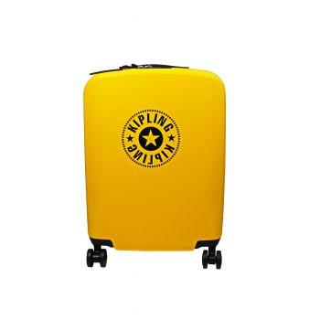 Kipling-Trolley-Vivid-Yellow