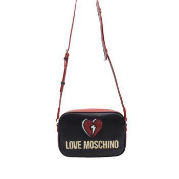 Love-Moschino-Borsa-a-Tracolla-Nero