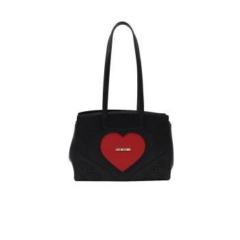 Love-Moschino-shopping-nero-rosso