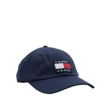 Tommy Hilfiger Cappellino Baseball Blu  con logo