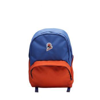 Invicta Zaino Orick Colorblock Blu-Arancione
